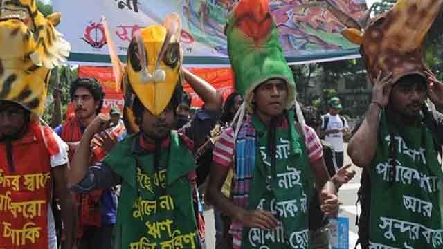 Govt silent on protecting the Sundarbans