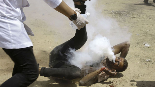 Israeli troops kill four Palestinians