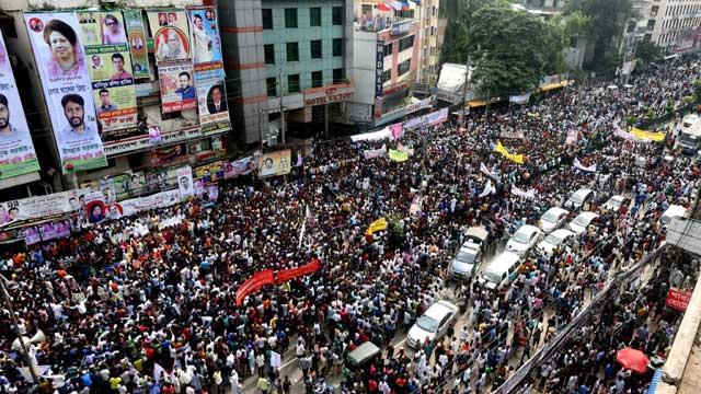 BNP won't join polls without Khaleda Zia release