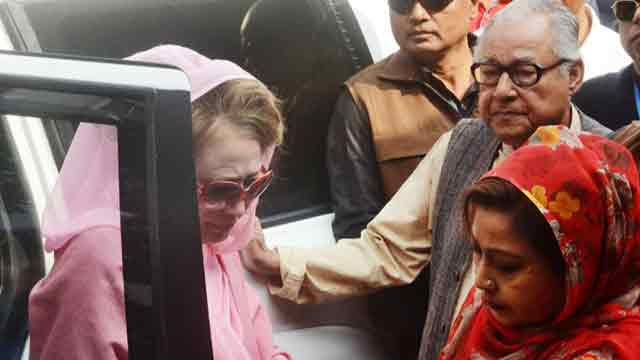 SC upholds Khaleda Zia's bail in Comilla case