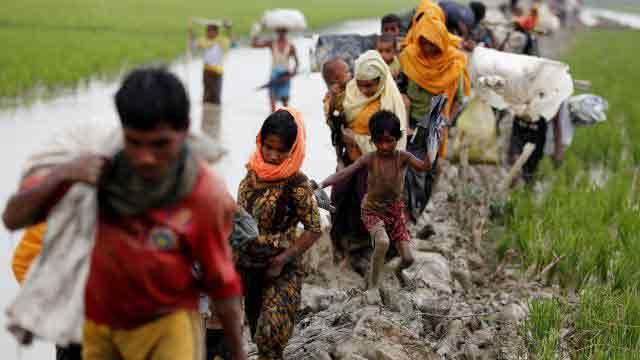 Int'l efforts needed to ensure education of 500,000 Rohingya kids: UNICEF