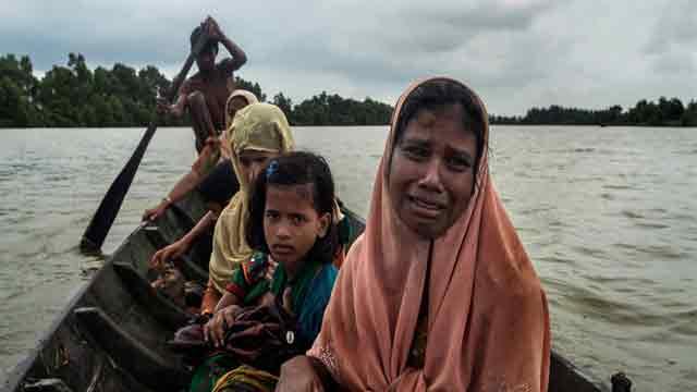 Take action on HR violations in Rakhine