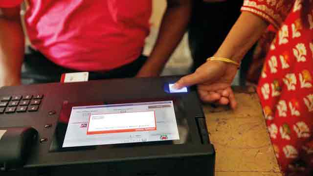 'EVM might plunge national polls into controversy'