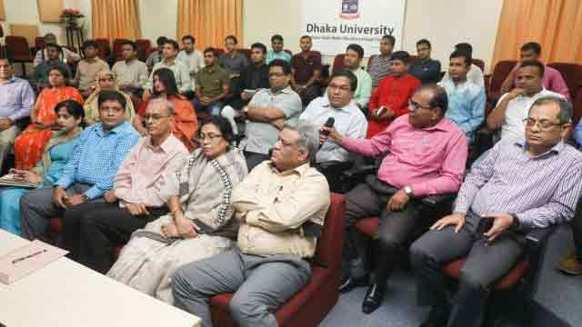 Coexistence on campus emphasised at dialogue on DUCSU polls