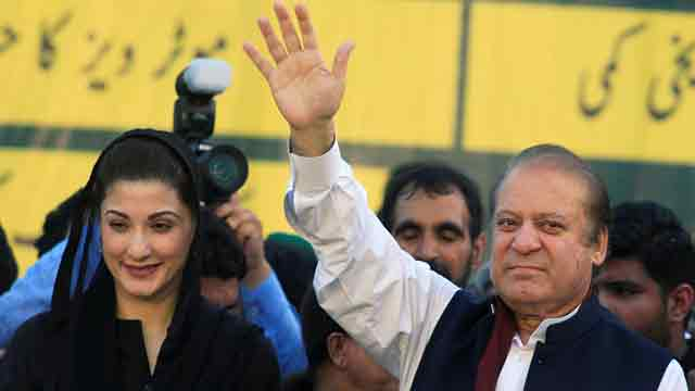 Pakistan court frees ousted prime minister Sharif