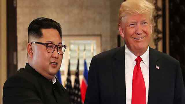 World leaders at UN look for progress on NKorea, brace for Trump