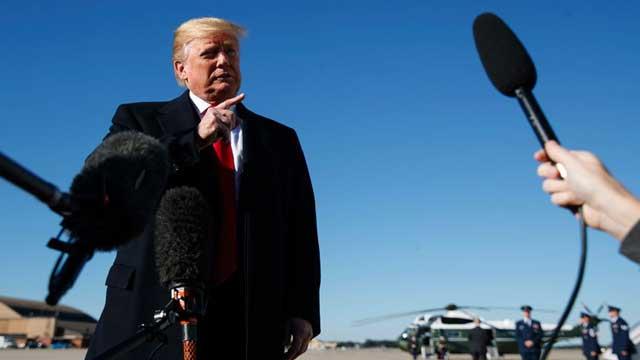 Trump says Saudi journalist likely dead