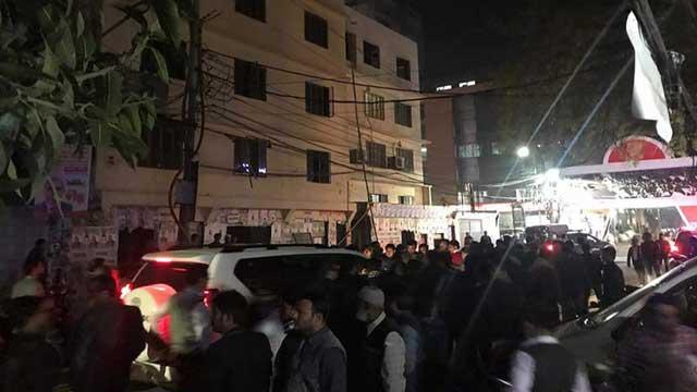 AL postpones sub-committee amid protest of party men