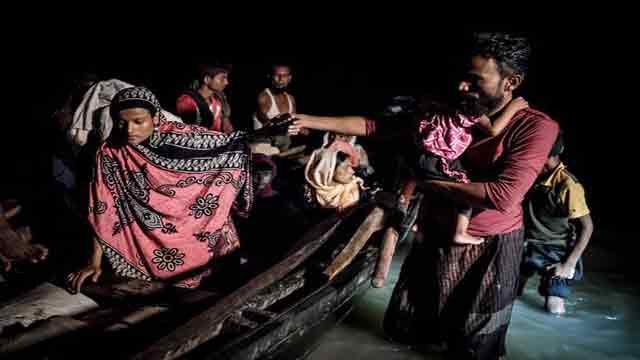 500 more Rohingyas enter Bangladesh last few days