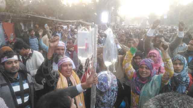 Non-MPO teachers, staff end hunger strike