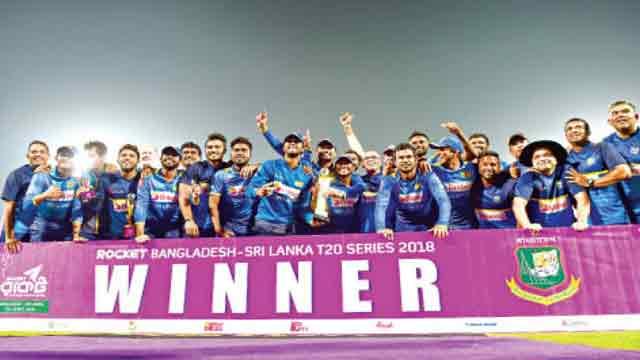Sri Lanka clinches series 2-0
