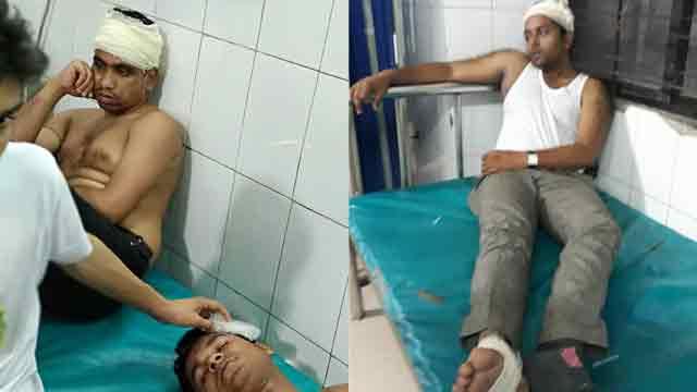 6 injured in BCL infighting at DU