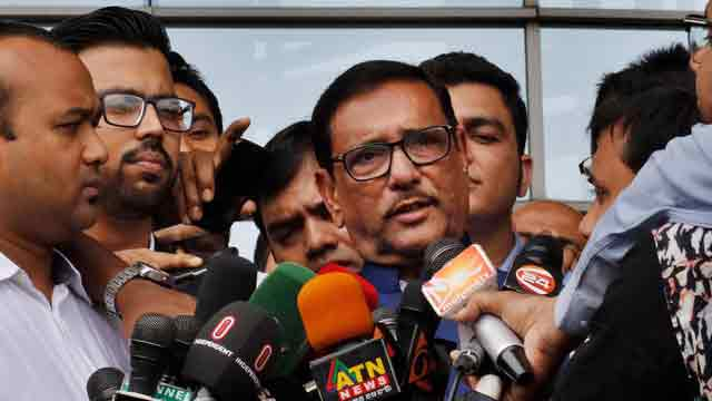Quader sees 1 or 2 mistakes in anti-drug drive as normal