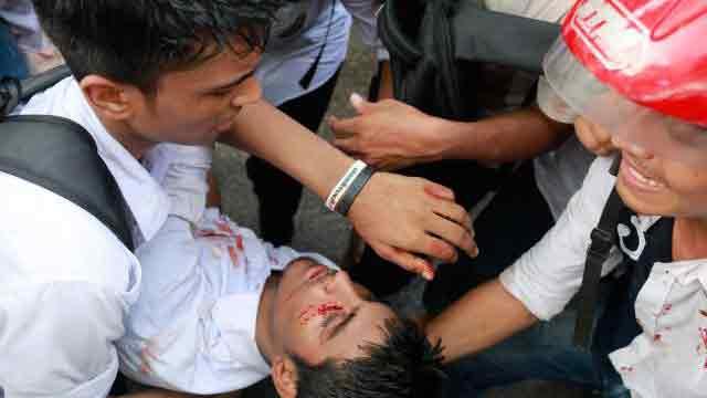 BNP blames govt for attacks on students