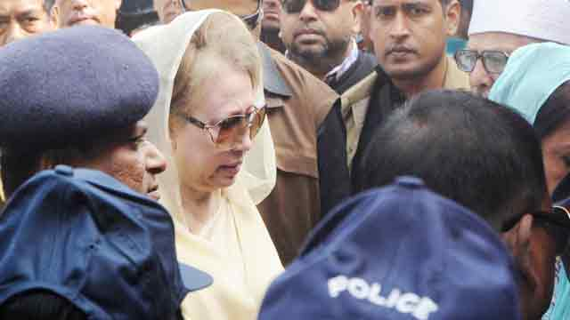 Khaleda Zia bail in charitable trust case extended