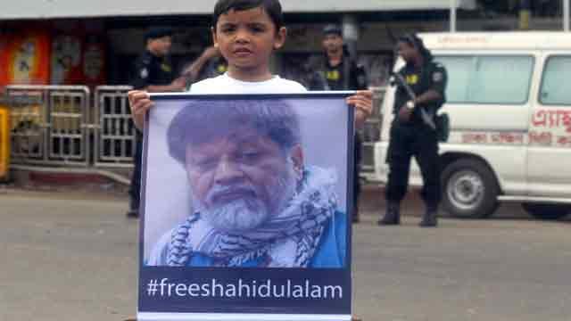 Shahidul Alam needs immediate treatment: family