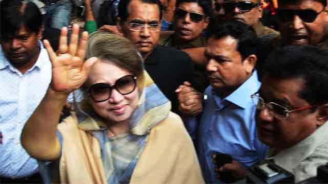 Camera trial to punish Khaleda Zia illegal