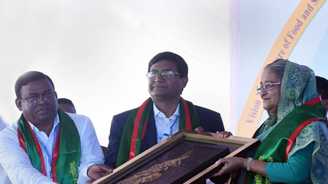 People now getting benefits of development: Hasina