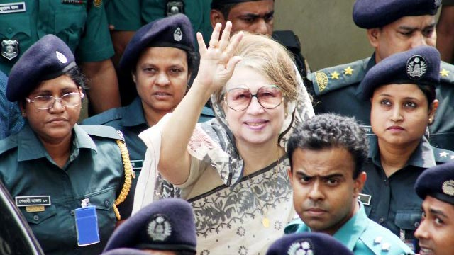 Khaleda Zia refuses to attend hearing