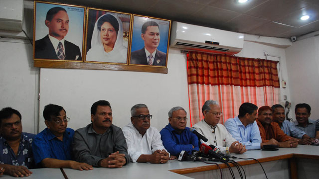 BNP shifts rally to Sept 29 in Dhaka