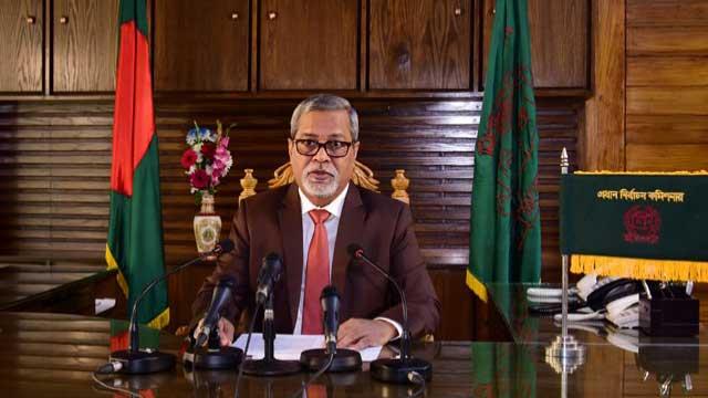EC announces polls schedule amid protests