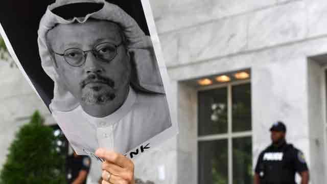 US imposes sanctions on 17 Saudis