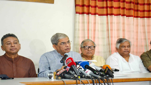BNP's popular leaders facing arrests, threats