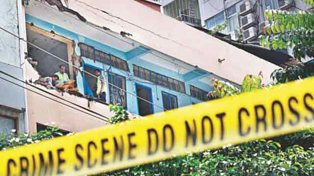 Militant held over Panthapath hotel blast