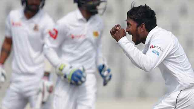 Dananjaya takes five as Sri Lanka clinch series