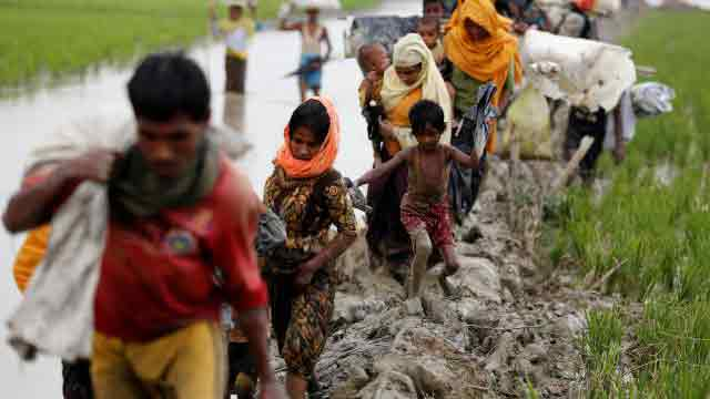 Myanmar's ethnic cleansing of Rohingya continues