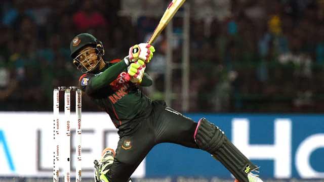 Sharma, Sundar take India into T20 tri-series final