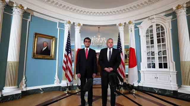 Deputy Secretary Sullivan meets Japanese Foreign Minister