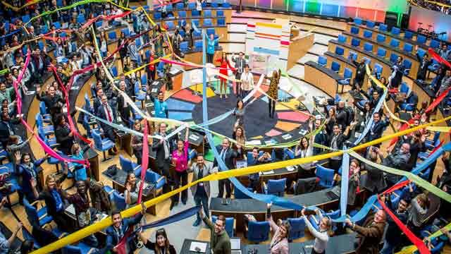 Global Festival of Action kicks off