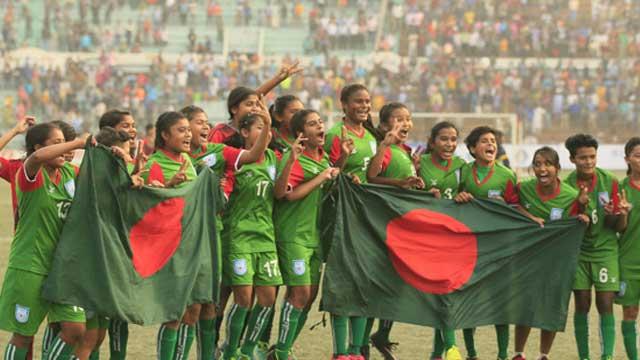 Bangladesh thump Malaysia 10-1