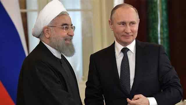 Syria, Russia and Iran condemn tripartite attack on Damascus