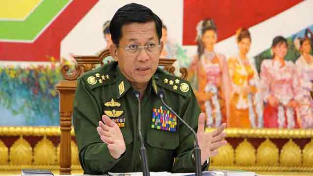 Rohingyas will be safe in areas designated for them: Myanmar army chief