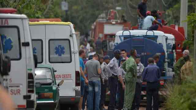 Cuba plane crash leaves more than 100 dead