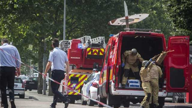 Gunman kills 3 in Belgium attack