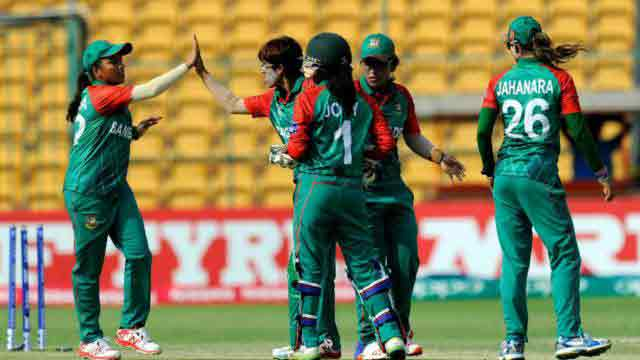 Tigresses strike back with victory over Pakistan