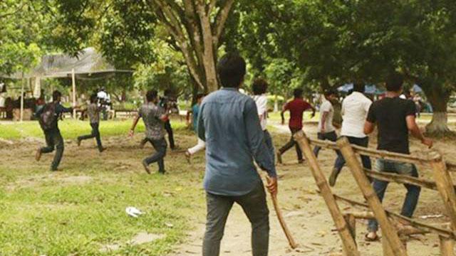 BCL men attack RU students