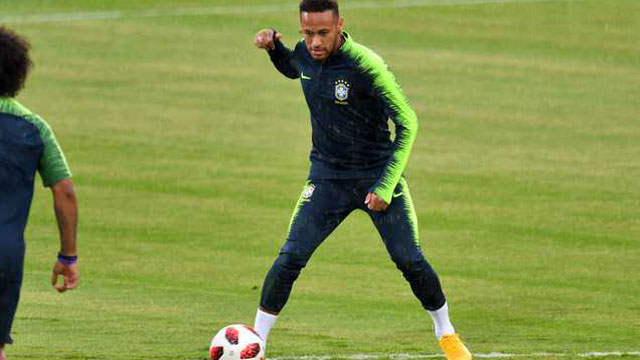 Brazil aim to beat Belgium over 90 mins