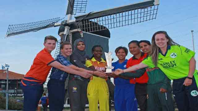 Bangladesh women gear up for WT20 qualifiers