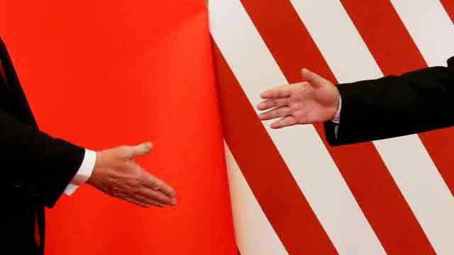 China and Russia hit back at Trump tariffs