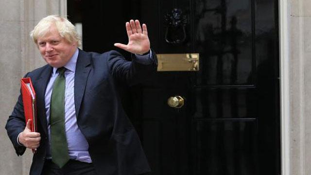 British Foreign Secretary Boris Johnson resigns