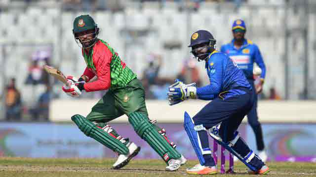 Tigers face Lankans in Asia Cup opener