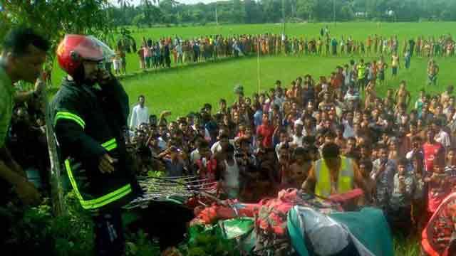 4 killed in Netrakona road crash