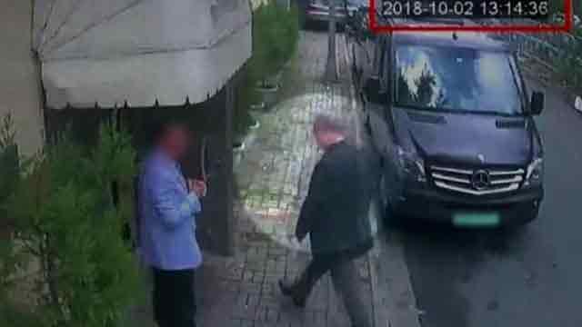 Turkey 'has recording proving Saudi murder'