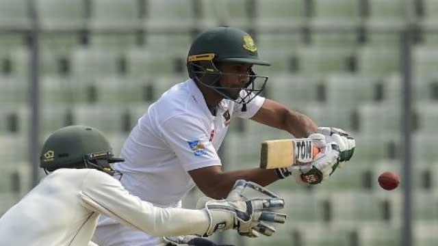 Mahmudullah, spinners put Bangladesh on course