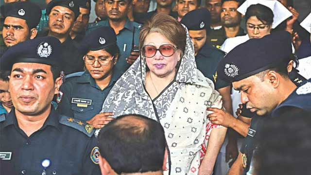 Khaleda Zia challenges Charitable Trust verdict