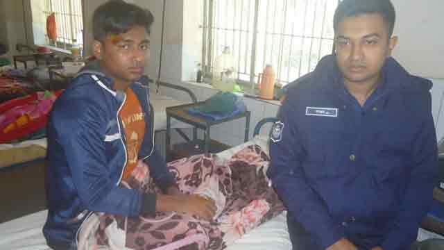 2 BCL activists sent to jail for attacking police